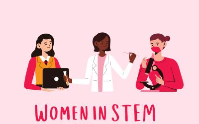Girl Talk Webinar: Women in STEM